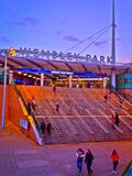 Station de Wembley Photographie stock libre de droits