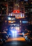 Station des syndicats à Denver Photos libres de droits