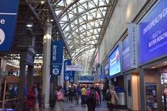 Station des syndicats à Washington, C.C Photo libre de droits