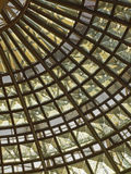 Station Entry Hall Dome Royalty Free Stock Image