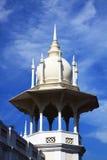 station för historieKuala Lumpur järnväg royaltyfri fotografi