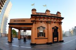 station för kull för ängelbunkerflyg Royaltyfri Foto