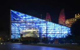 """station för tunnelbana för """"IcheriSheher† i Baku _ Arkivbild"""