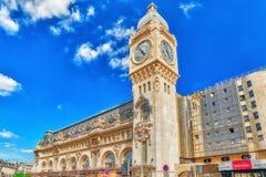 Station Gare de Lyon Royalty Free Stock Photography
