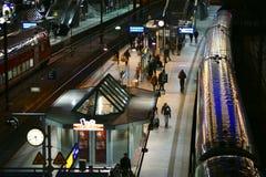 Station Hamburg Royalty Free Stock Photos