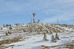 Station météorologique images libres de droits