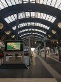 Station in Milaan royalty-vrije stock afbeelding