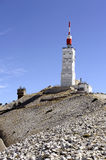 Station of Mount Ventoux Stock Photo