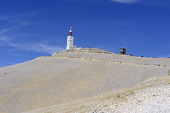 Station of Mount Ventoux Royalty Free Stock Photo