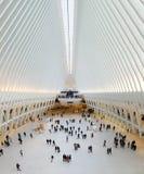 Station Oculus de World Trade Center photographie stock libre de droits