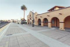 Station Stock Image