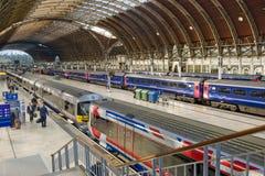 Station Pedington Royalty Free Stock Images