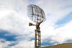 Station radar mobile Photos libres de droits