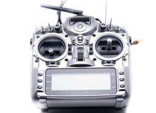 Station radio control stock image