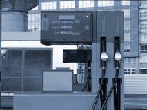station-service Photographie stock libre de droits