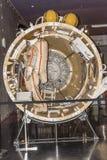 Station spatiale spéciale de compartiment de passage photo stock