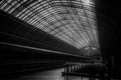 Station Str Lizenzfreie Stockbilder