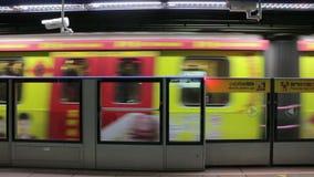 Station Taipeh-Metro-101 HD stock footage