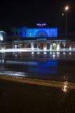 Station Tcdd Alsancak Stockbild