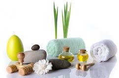 Station thermale et concept de massage Photographie stock