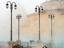 Station thermale thermique Photographie stock libre de droits
