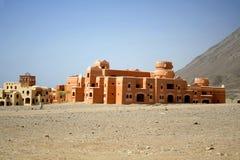 Station touristique de vacances Photo libre de droits