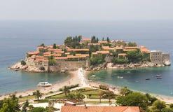 Station touristique en Europe images stock