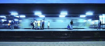 station train Στοκ φωτογραφία με δικαίωμα ελεύθερης χρήσης