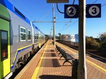 Station van Genoa Nervi Royalty-vrije Stock Fotografie