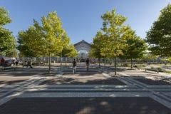 Station von Charleroi Lizenzfreie Stockfotos