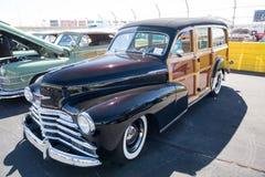 Station wagon 1947 di Chevrolet Immagine Stock Libera da Diritti