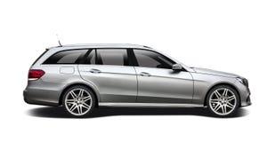 Station wagon di Mercedes Benz immagini stock