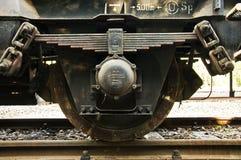 Station wagon wheel Stock Photo