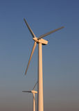 station wind Στοκ φωτογραφίες με δικαίωμα ελεύθερης χρήσης