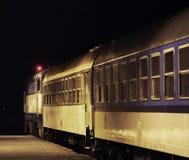 Station in Zelezna Ruda Tsjechische Republiek Stock Foto's