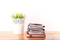 Stationaries Stock Photography