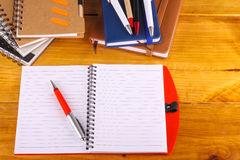 Stationaries Royalty Free Stock Images