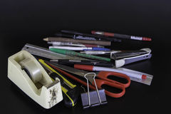 Stationary Equipment Royalty Free Stock Photography