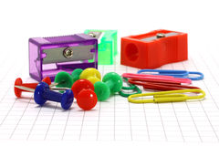 Stationary objects Royalty Free Stock Photography