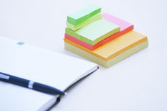 Stationary at office Stock Photo