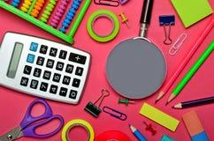 Stationary office tool Royalty Free Stock Photos