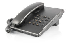 Stationary phone Royalty Free Stock Photo