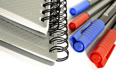 Stationary ready for back to school Royalty Free Stock Photo
