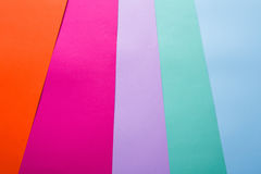Stationary, set of colorful paper, texture stock photos