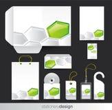 Stationary set design Stock Photos