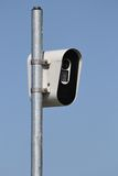 Stationary speed camera Stock Photography