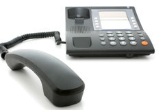 Stationary telephone Royalty Free Stock Photo