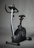 Stationary training bicycle Royalty Free Stock Photography