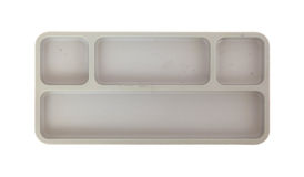Stationary tray Royalty Free Stock Images