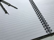 Stationary For writing or drawing. Can be attributed to your work Royalty Free Stock Photo